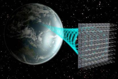 JAXA solar transmission